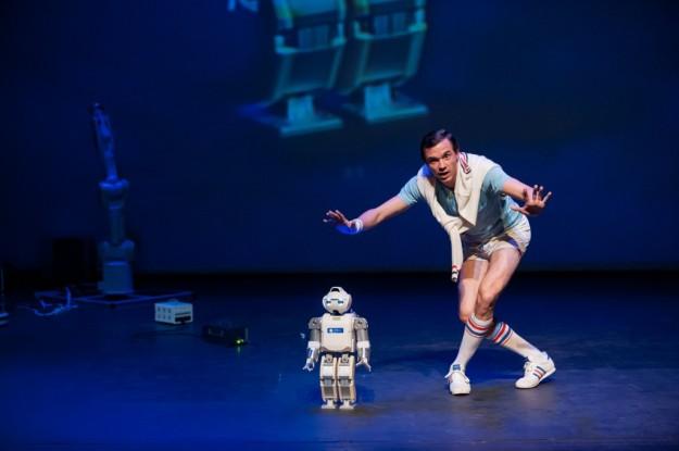 El show de la robótica